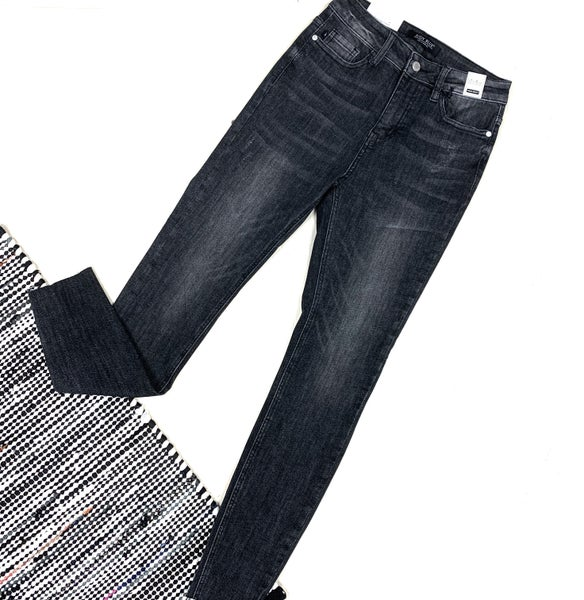 Judy Blue Black Washout Skinnies