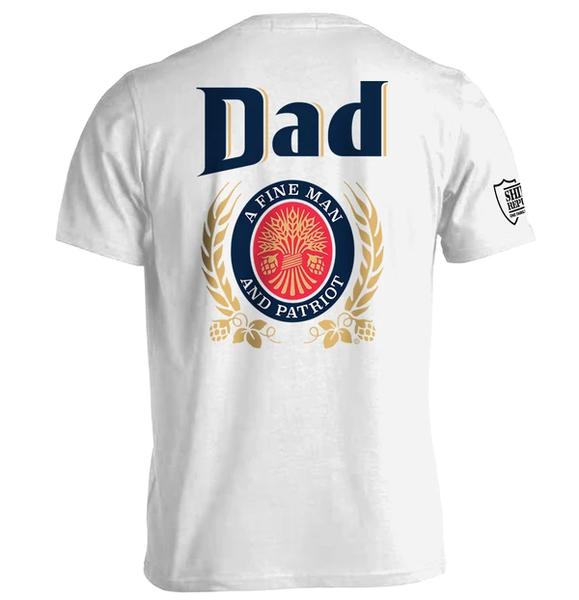 Shield Republic Dad Tee