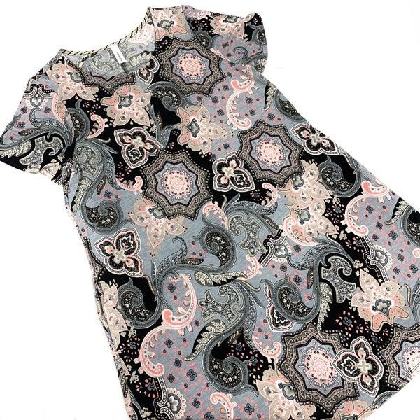 Inspire my Feelings Paisley Dress