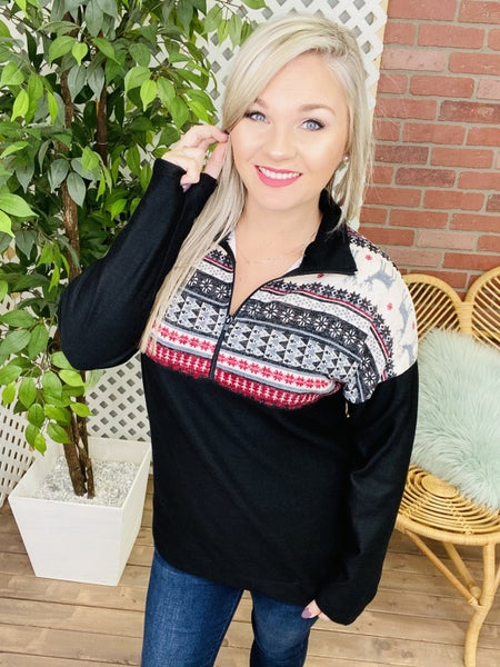The Holidays Are Near Pullover
