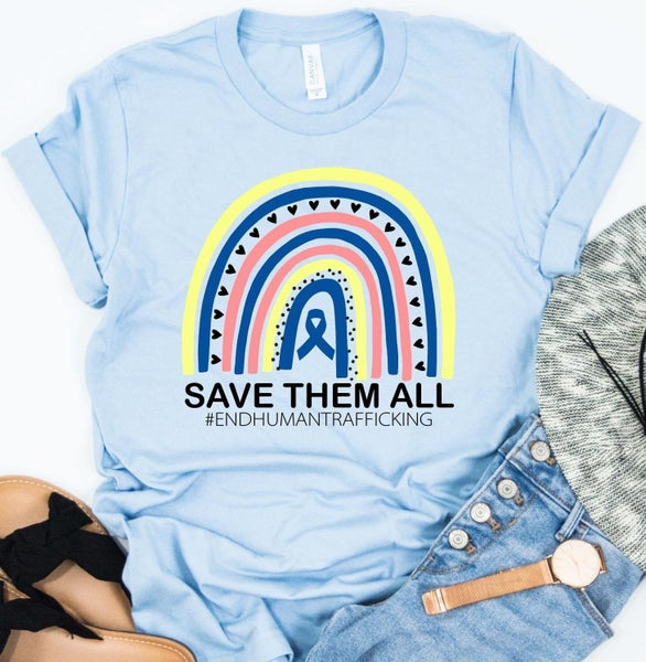 *PREORDER* Save Them All Tee