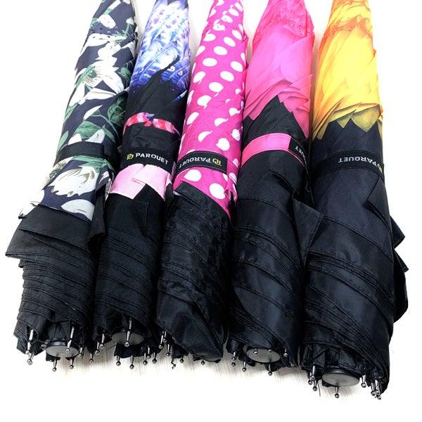 Let The Rain Pour Inverted Umbrellas
