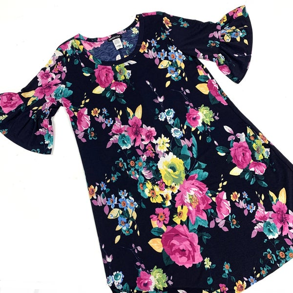 You Could Be The One Floral Dress