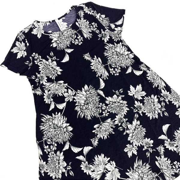 No Holding Back Floral Dress