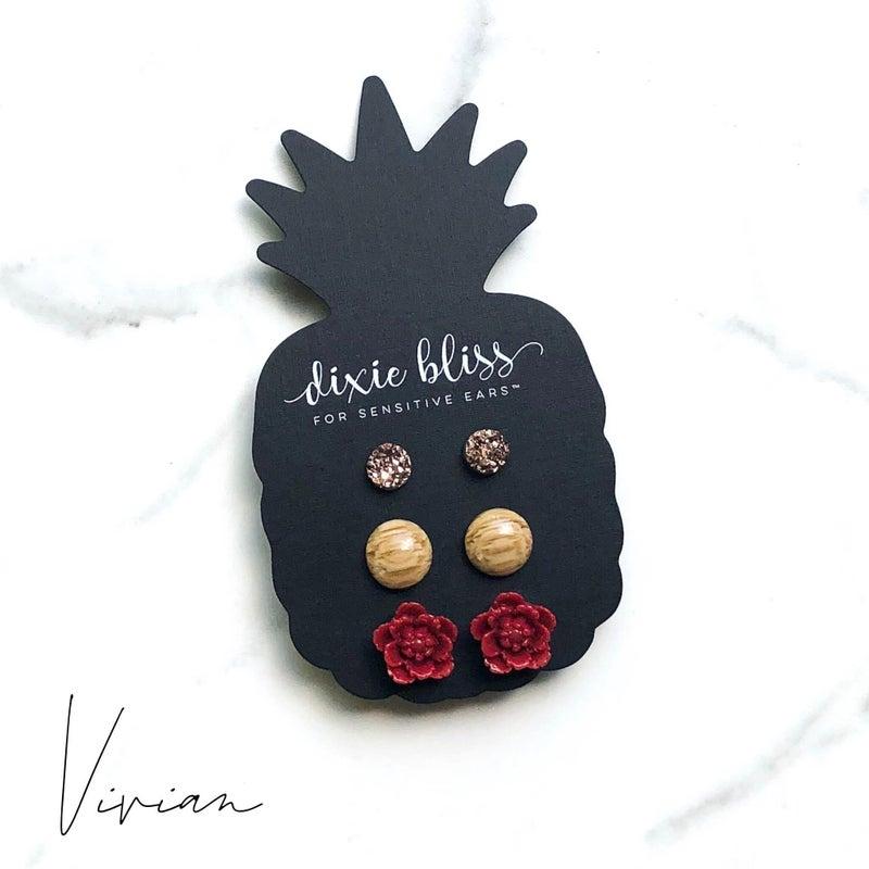Dixie Bliss Vivian Earrings