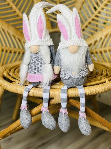 Bunny Shelf Gnomes