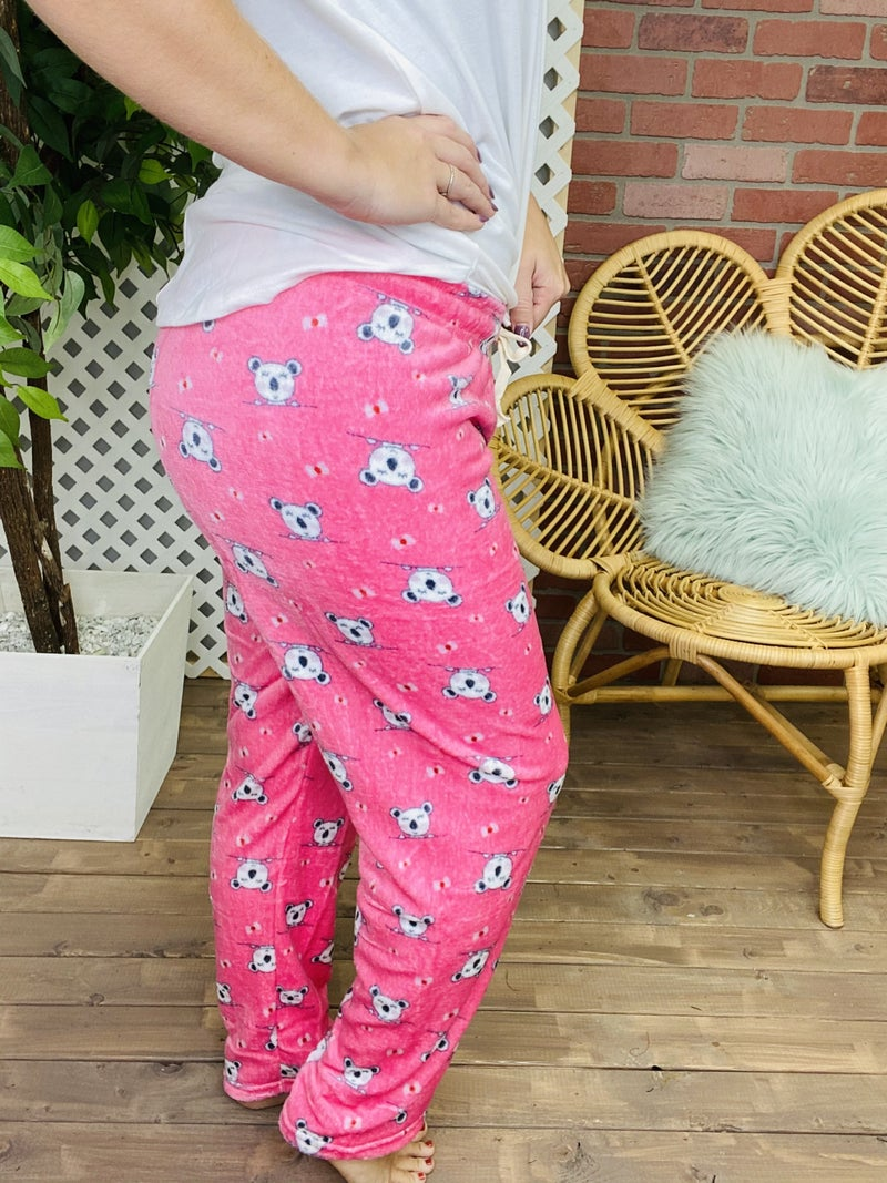 Comfy & Cozy Jammie Bottoms