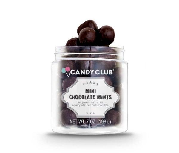 Mini Chocolate Mints