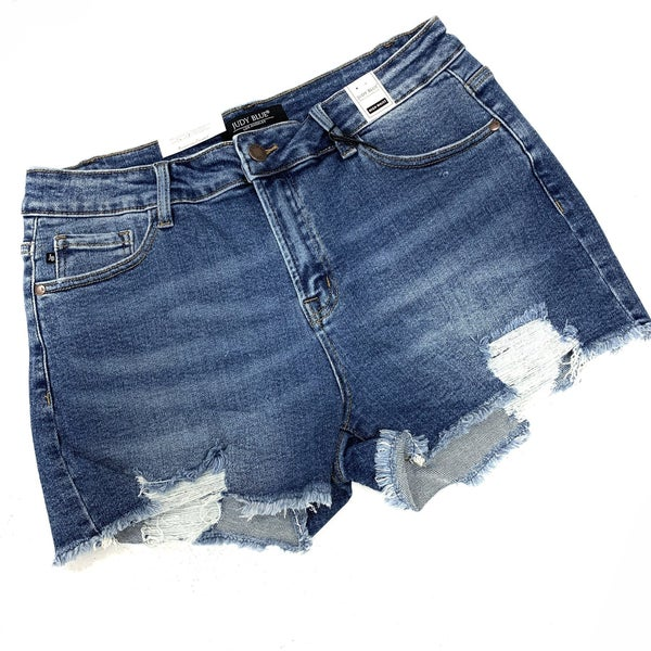 Judy Blue Cutoffs