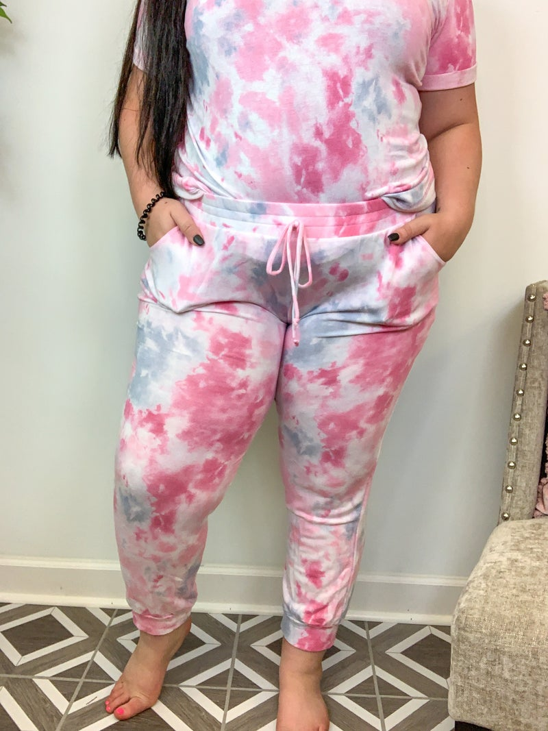 Cotton Candy Lounge Pants (2 Colors)