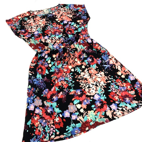 An Endless Romance Floral Dress
