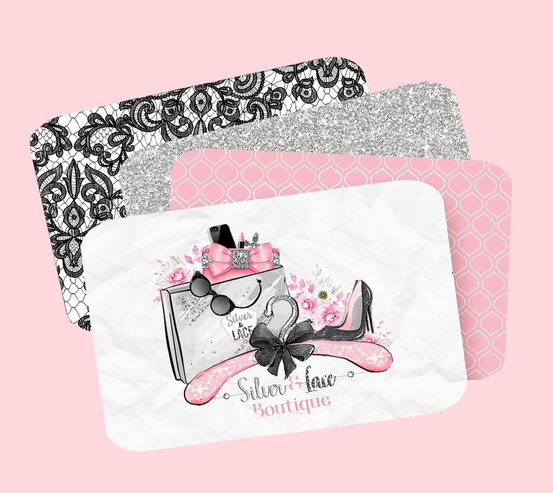 Silver & Lace Gift Cards