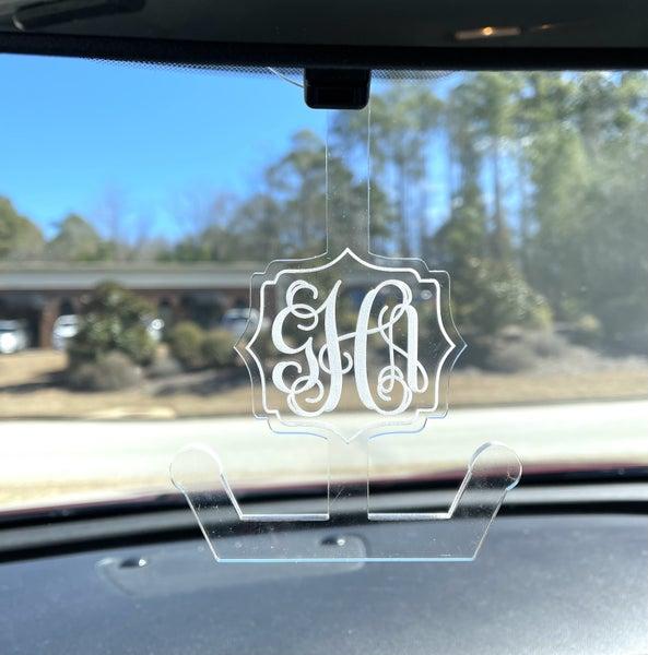 Rear View Mirror Holder