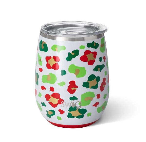 Swig Jingle Jungle Stemless Wine Cup