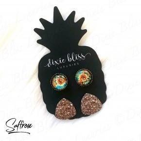 Dixie Bliss Saffron Duo