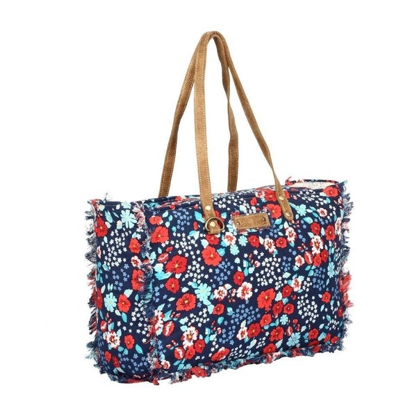 Myra Flamboyant Weekender Bag