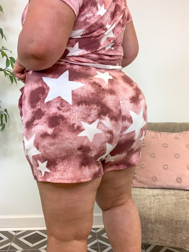 Wish Upon A Star Lounge Shorts