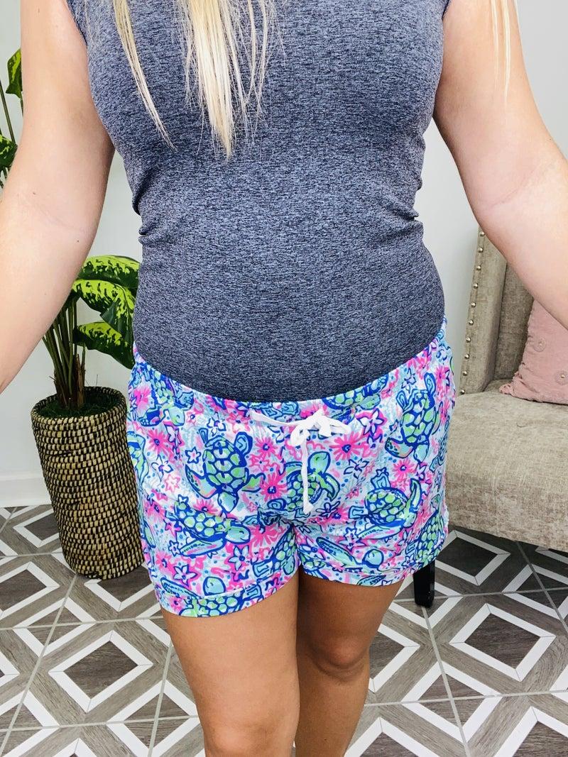 SC Turtle Lounge Shorts