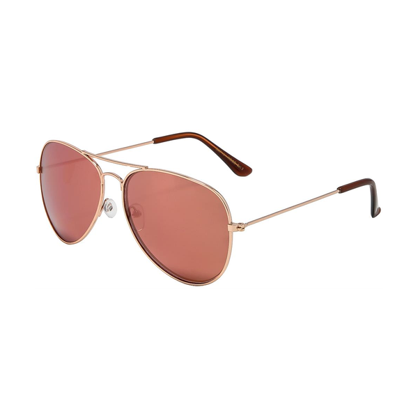 Air Force Rose Gold Aviators