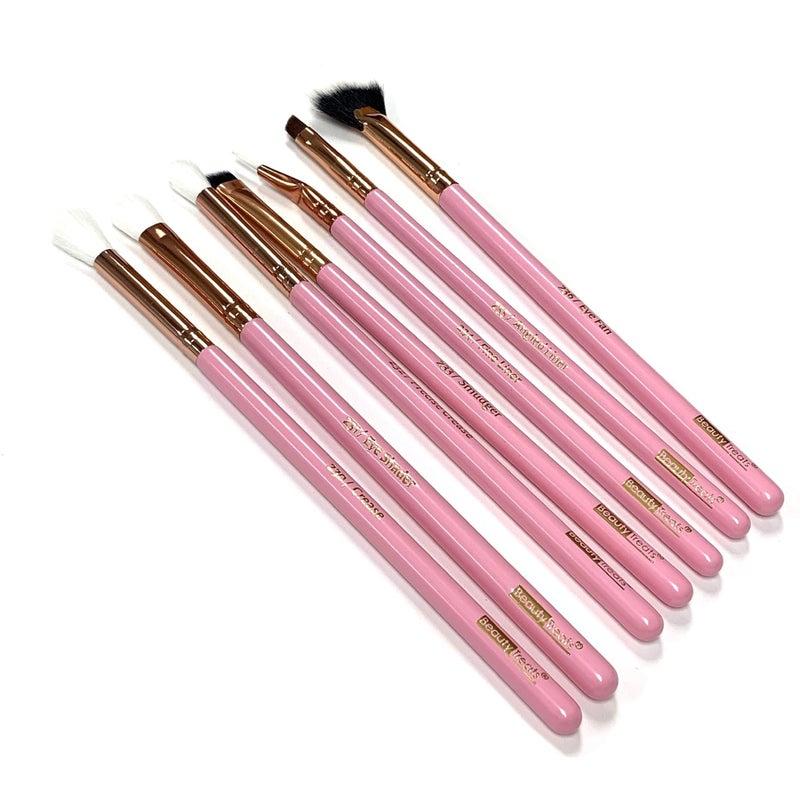 Rose Eye Brush Set (7pc)