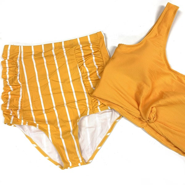 Add Some Sunshine Swimsuit Bottoms