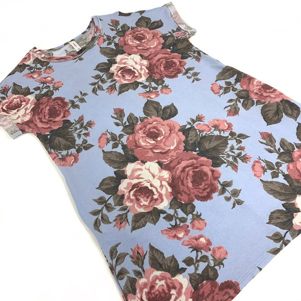 Let's Begin Anew Floral Dress
