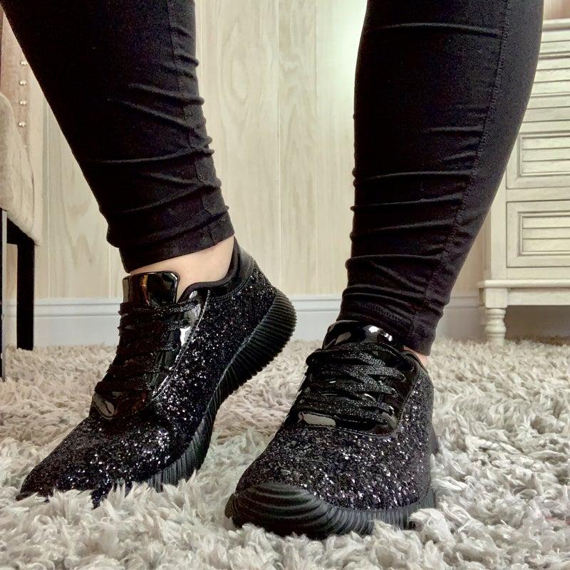 Sparkle & Shine Sneakers