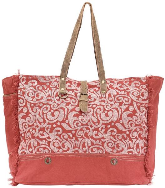 Myra Summarize Weekender Bag