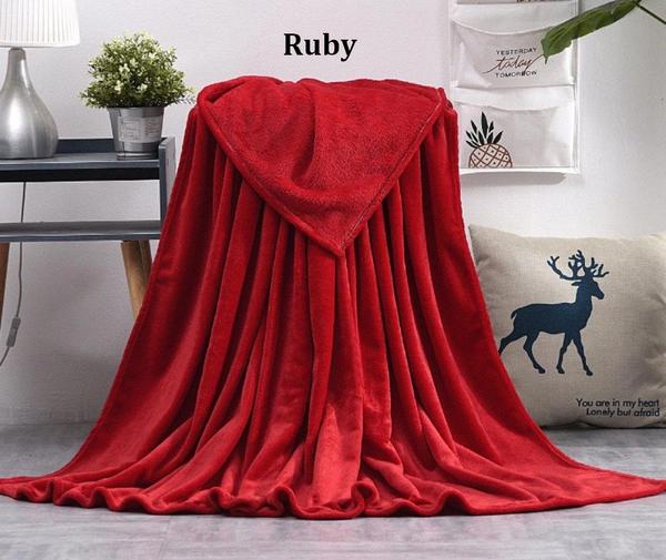 Cozy Ultra Soft Blankets