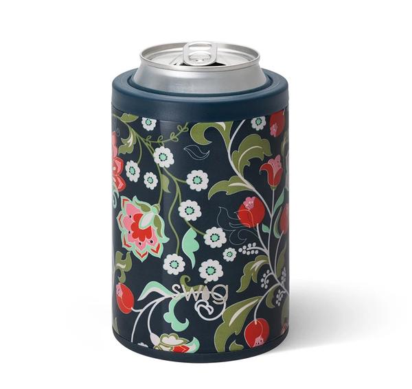 Swig Lotus Blossom Can & Bottle Cooler
