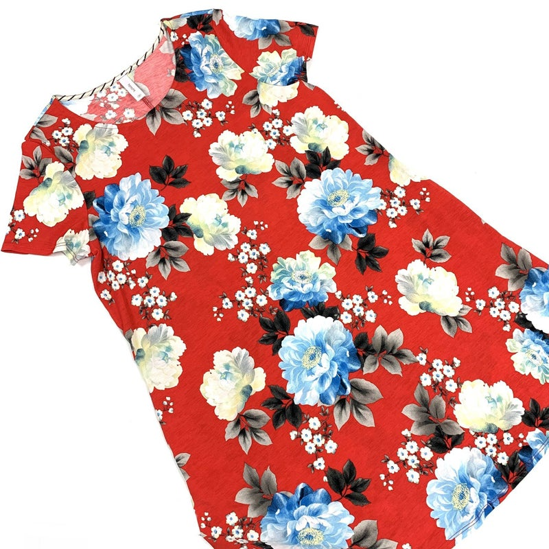 Floral Escape Dress
