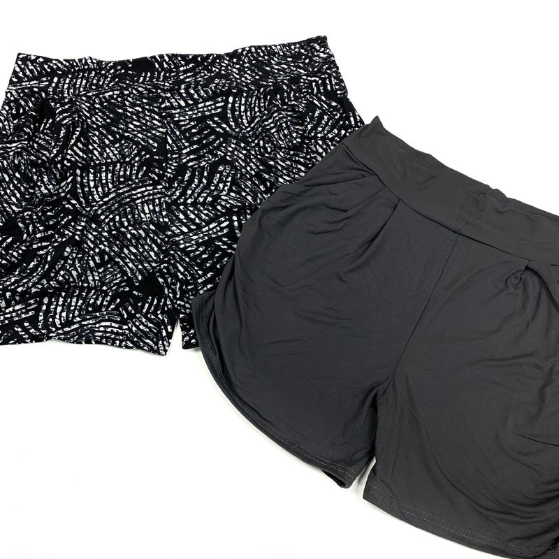 Lounge with Comfort Shorts (10 Patterns)