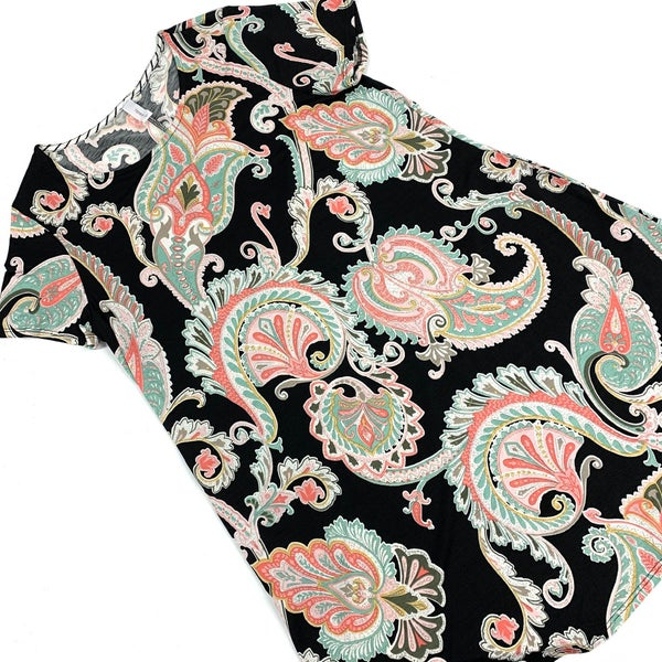 The Most Desired Paisley Dress