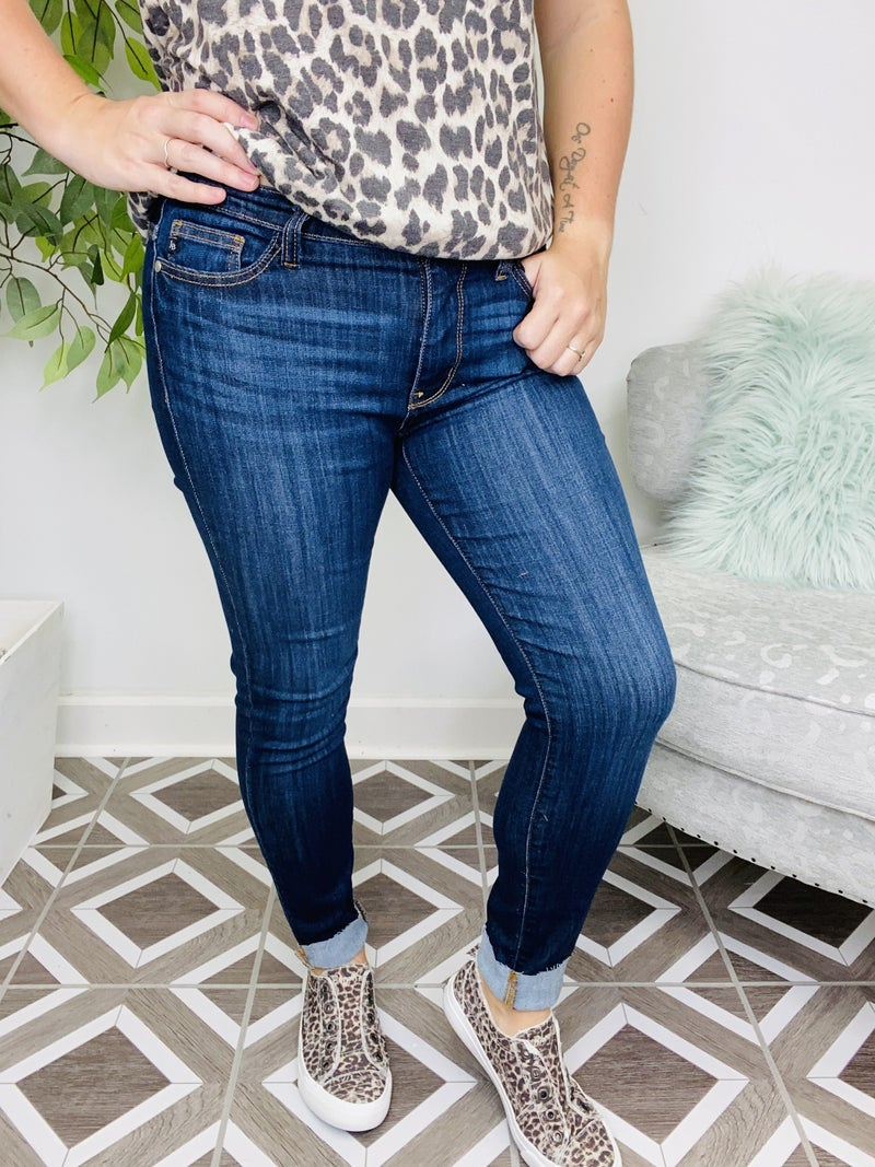 Step Above The Rest Judy Blue Jeans