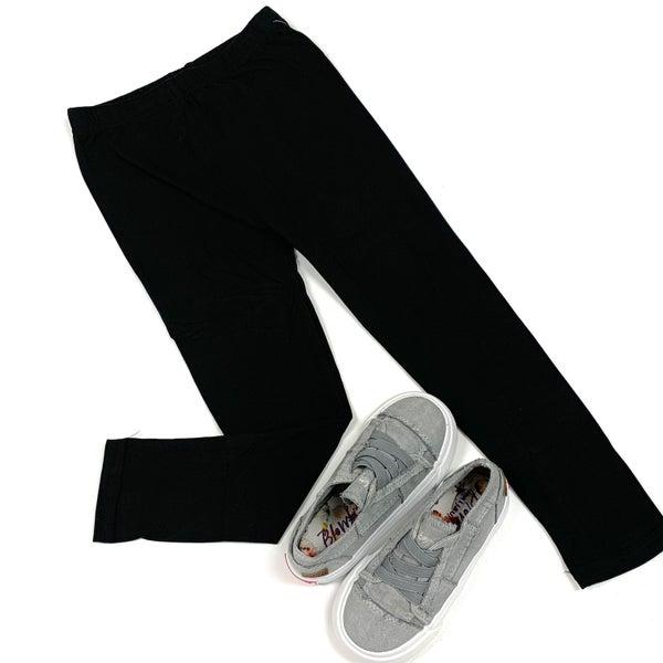 Kids Basic Leggings