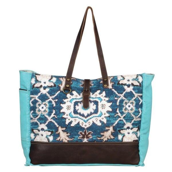 Myra Vivacious Weekender Bag