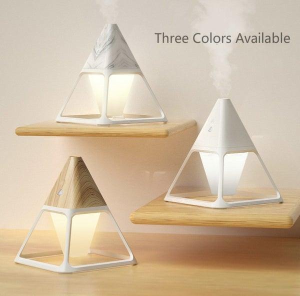 Pyramid Lamp Humidifier