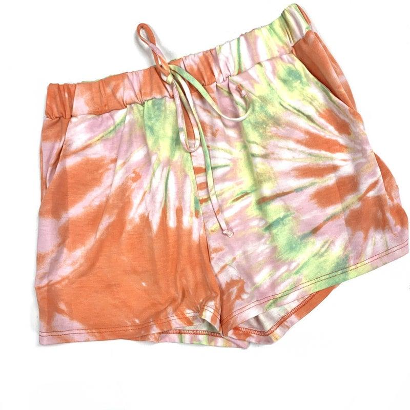 Citrus Bliss Lounge Shorts