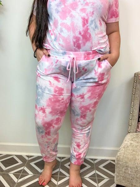Cotton Candy Lounge Pants (2 Colors)
