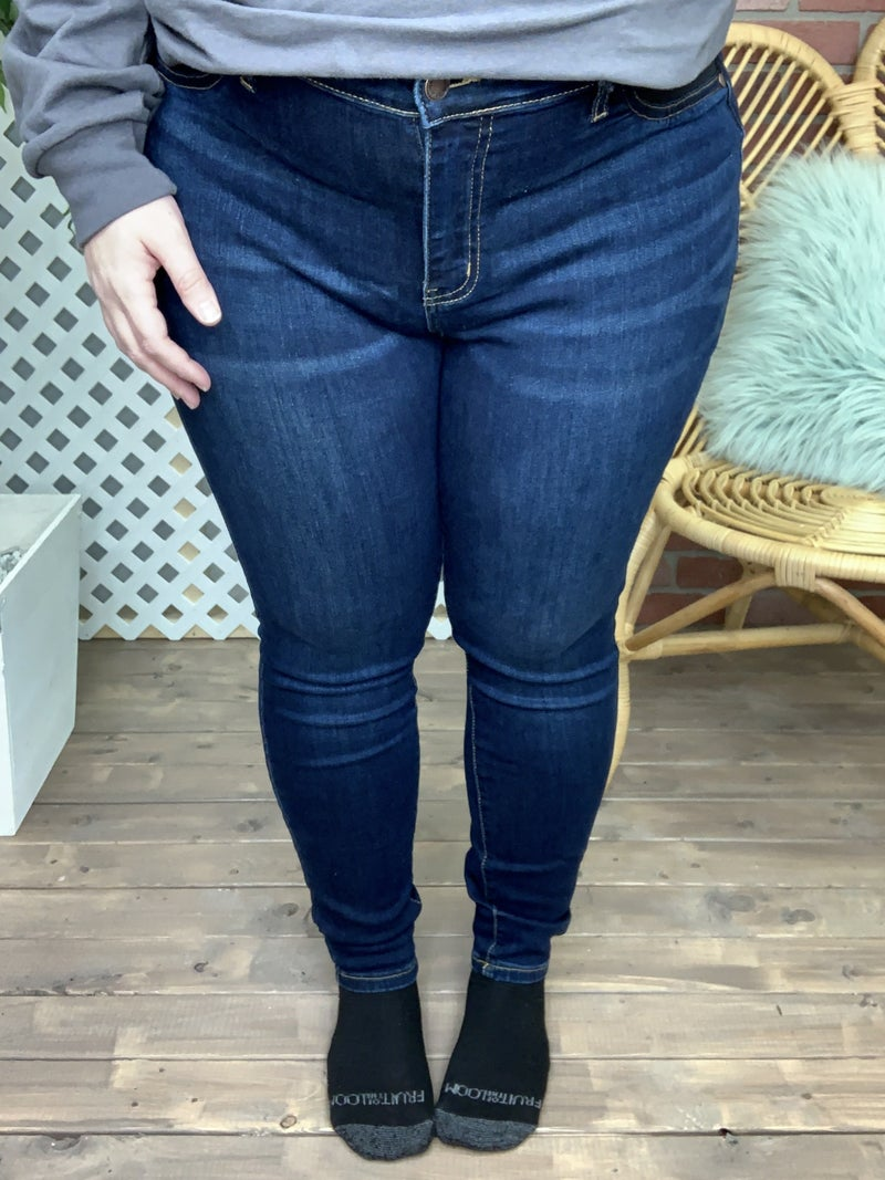 """Judy Blue """"Oh Baby"""" Maternity Jeans"""