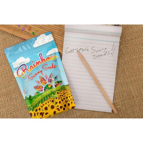Rainbow Sunny Seeds - 8oz. Bag