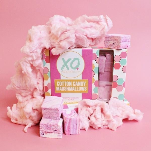 XO Marshmallow Cubes
