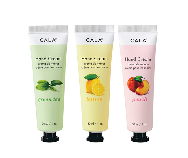 Herbal Hand Cream Trio