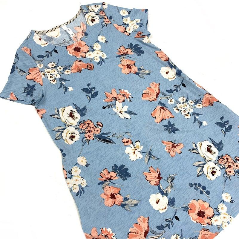 Paradise Promise Floral Dress