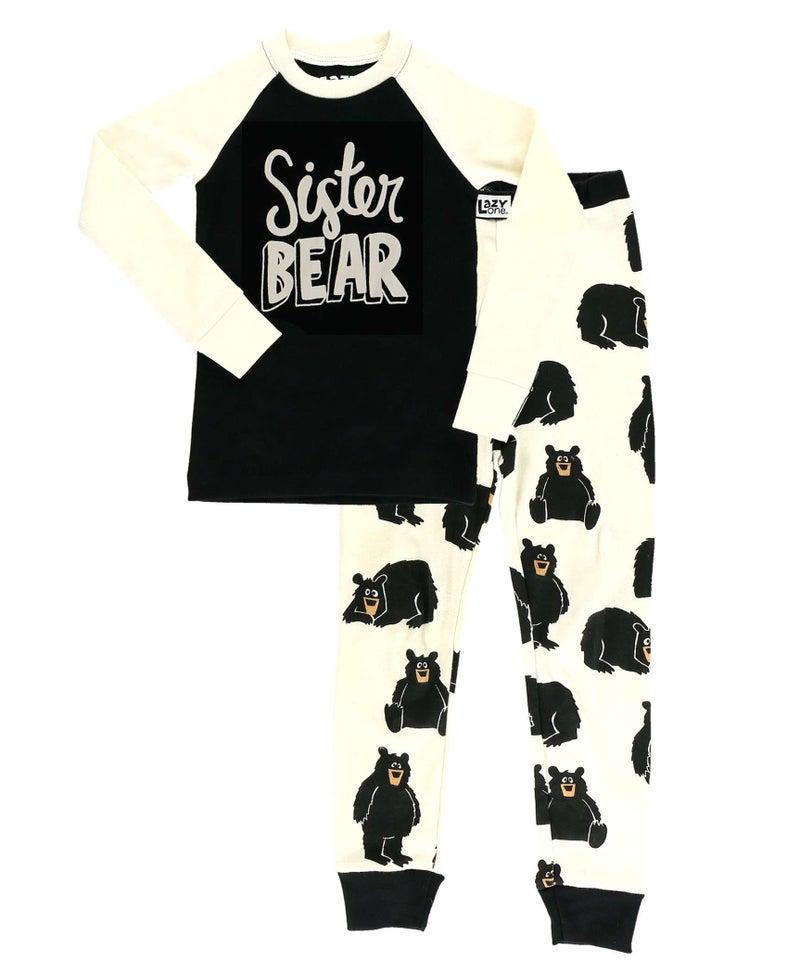 Brother/Sister Bear PJ Set
