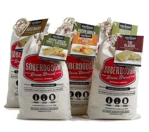 Soberdough Mixed Up Bread Mix
