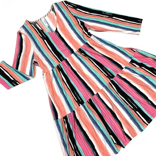 If I Had One Wish Striped Dress