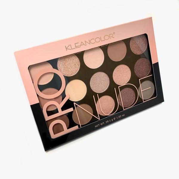 Kleancolor Nude Eyeshadow Palette