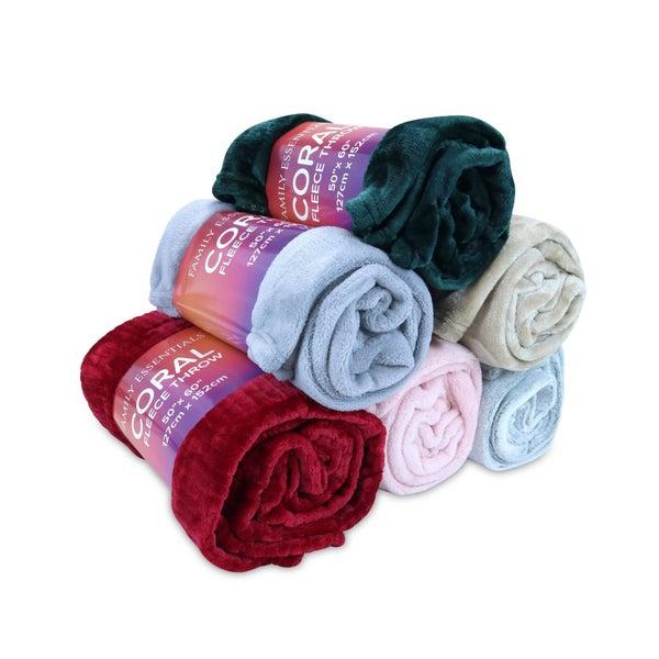 Soft Fleece Blankets