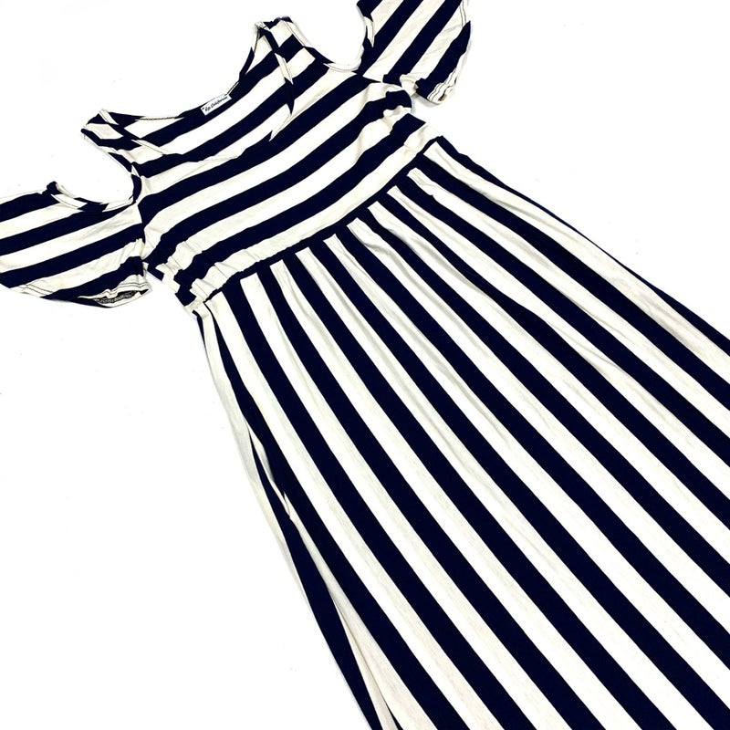 Meet Me On The Boardwalk Striped Dress